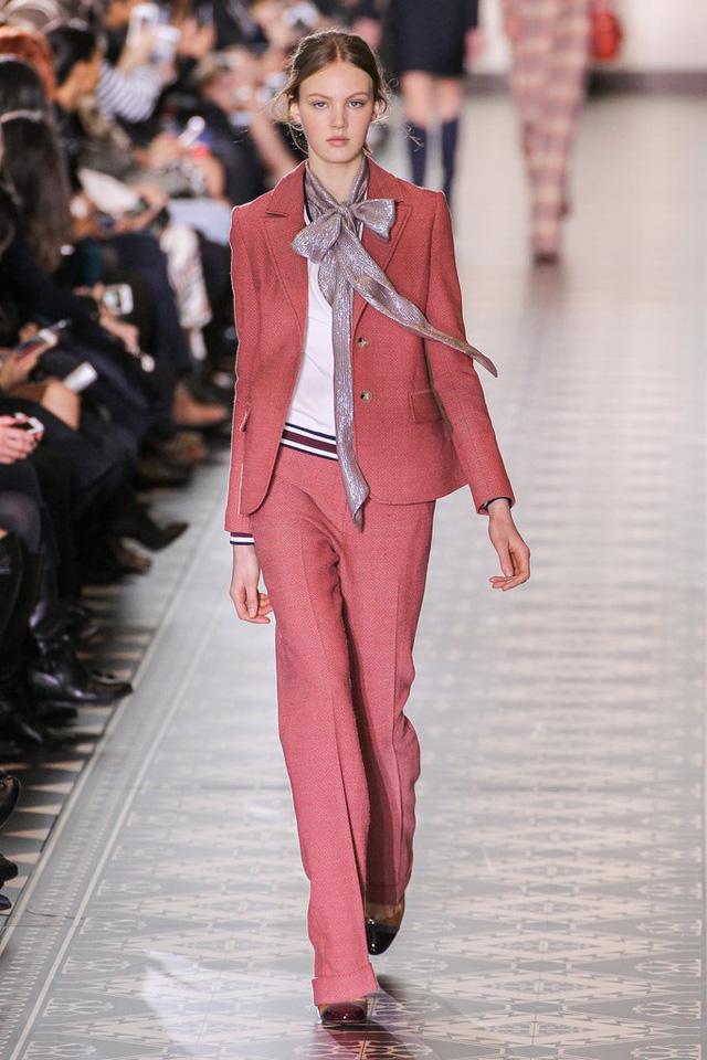 Săm soi 10 xu hướng Thu - Đông ở các Tuần lễ thời trang - Ảnh 21.