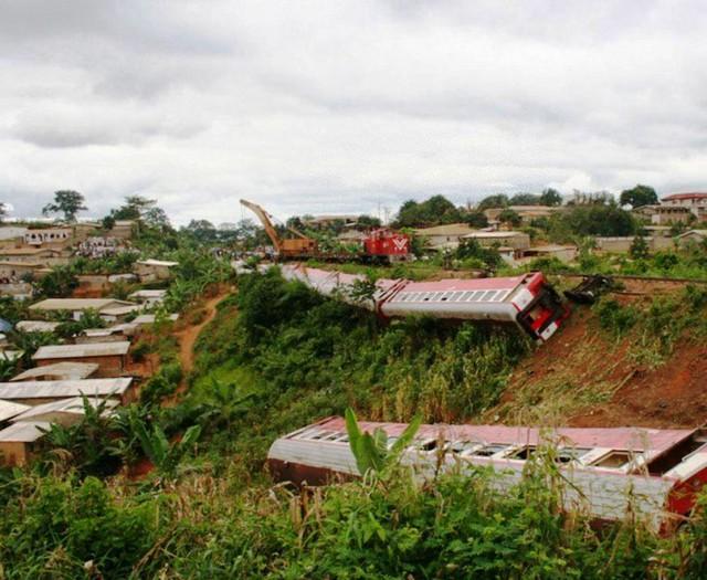 Tai nạn tàu hỏa tại Cameroon: Ít nhất 70 người thiệt mạng, hơn 600 người bị thương - Ảnh 1.