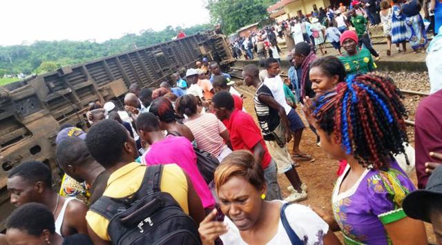 Tai nạn tàu hỏa tại Cameroon: Ít nhất 70 người thiệt mạng, hơn 600 người bị thương - Ảnh 3.