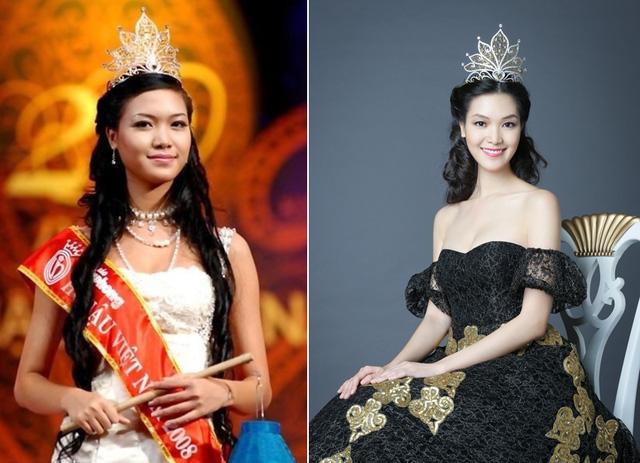 Hoa hậu Việt Nam: Nhan sắc nào xinh đẹp nhất? - Ảnh 11.