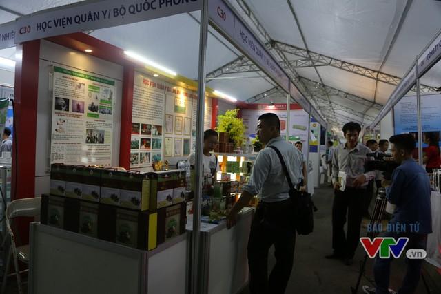 Tưng bừng khai mạc Chợ công nghệ và thiết bị Hà Nội năm 2016 - Ảnh 10.