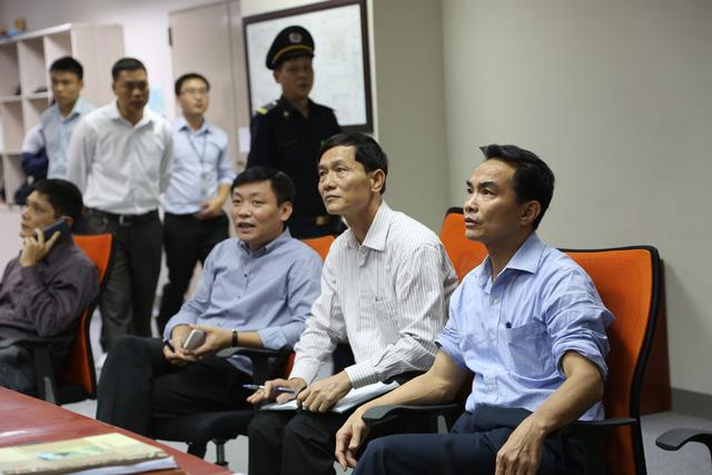 Đài Truyền hình Việt Nam diễn tập phòng cháy chữa cháy - Ảnh 6.
