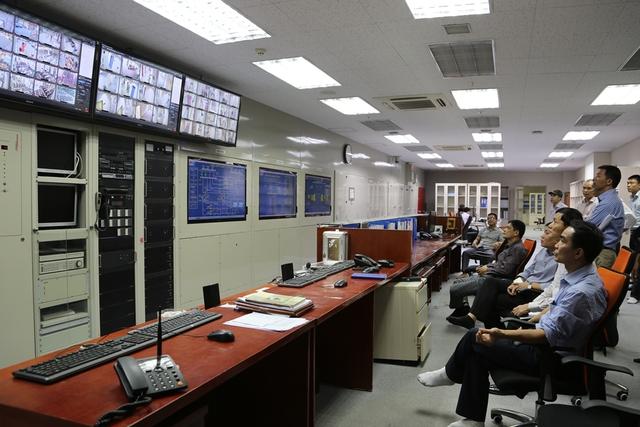 Đài Truyền hình Việt Nam diễn tập phòng cháy chữa cháy - Ảnh 5.