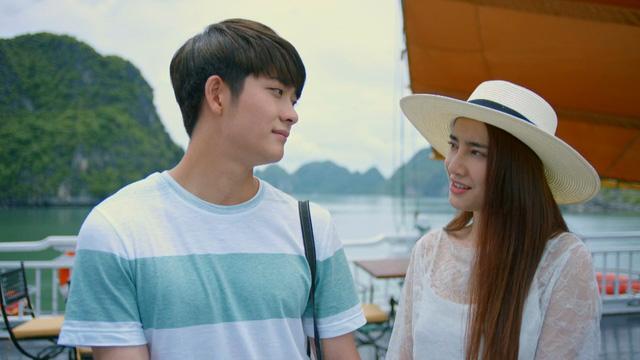 Tuổi thanh xuân 2 - Tập 1: Linh (Nhã Phương) và Junsu (Kang Tae Oh) tận hưởng giây phút ngọt ngào - Ảnh 10.