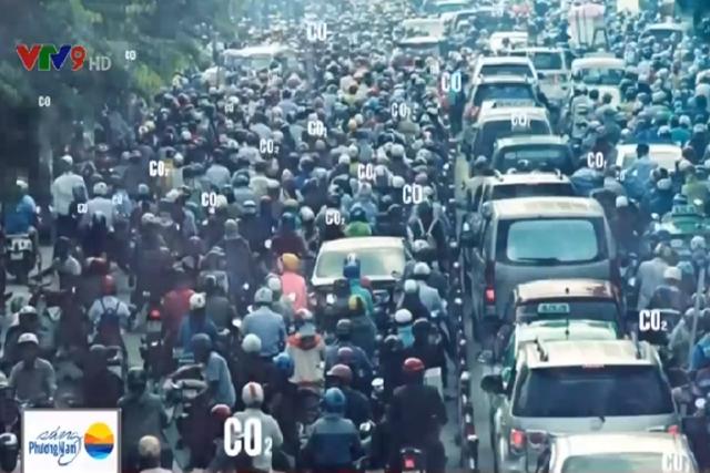TP.HCM thiệt hại 2,4 tỉ đồng/giờ do ùn tắc giao thông - Ảnh 1.