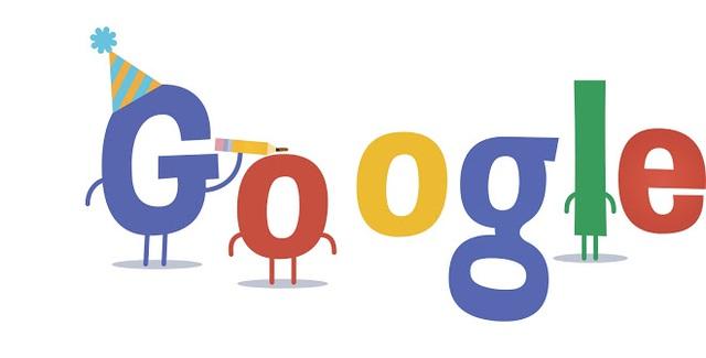 """Google diện """"áo mới"""" nhân ngày sinh nhật 18 tuổi - Ảnh 2."""