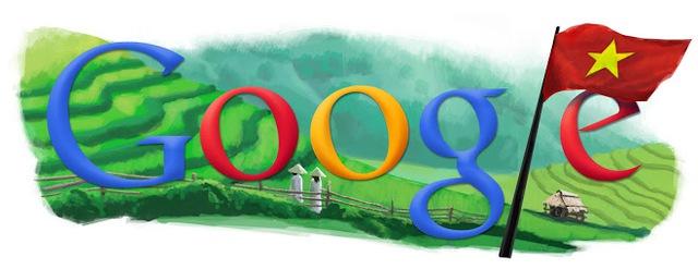 """Google """"thay áo"""" nhân ngày Quốc khánh Việt Nam (2/9) - Ảnh 2."""