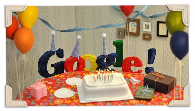 """Google diện """"áo mới"""" nhân ngày sinh nhật 18 tuổi - Ảnh 5."""