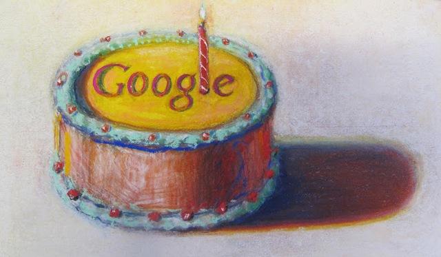 """Google diện """"áo mới"""" nhân ngày sinh nhật 18 tuổi - Ảnh 6."""