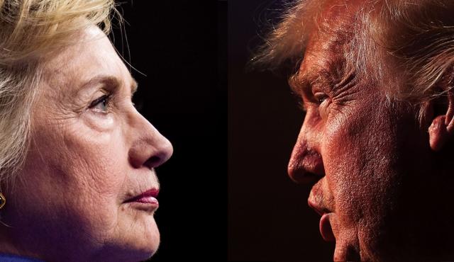 Vì sao ông Trump bỏ qua scandal tình ái của chồng bà Clinton? - Ảnh 1.