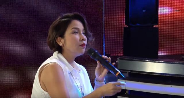 Vietnam Idol: Mỹ Linh ngỡ ngàng trước thí sinh lần đầu hát Rock - Ảnh 1.