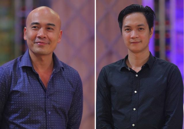 Hai Vua đầu bếp Thanh Hoà và Thanh Cường đối đầu nhau - Ảnh 1.