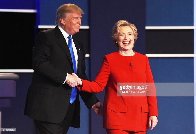Hơn 80 triệu người xem cuộc tranh luận bầu cử Tổng thống Mỹ - Ảnh 1.