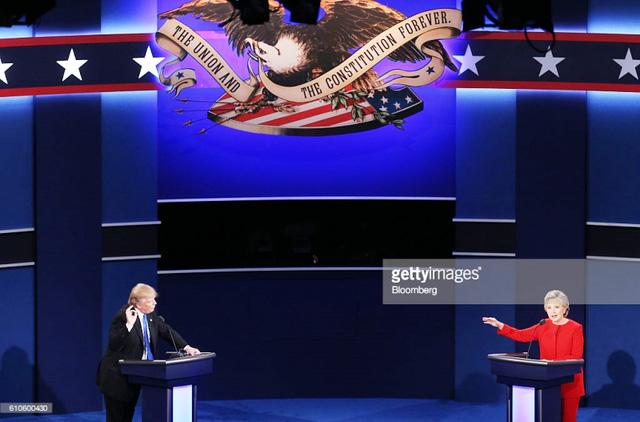 Hơn 80 triệu người xem cuộc tranh luận bầu cử Tổng thống Mỹ - Ảnh 3.