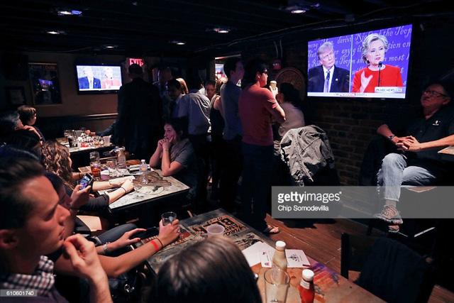 Hơn 80 triệu người xem cuộc tranh luận bầu cử Tổng thống Mỹ - Ảnh 2.