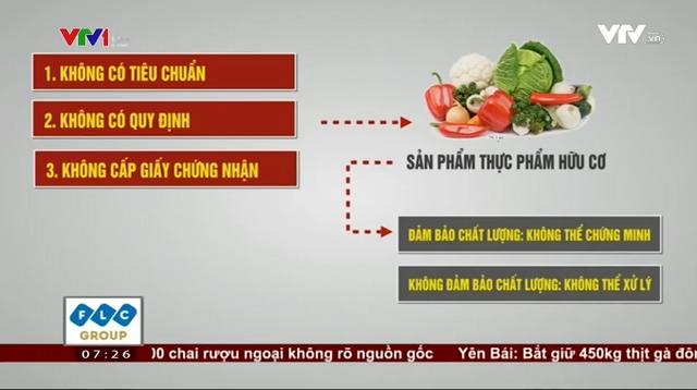 Quản lý thực phẩm hữu cơ – Cơ chế còn lỏng lẻo - Ảnh 1.