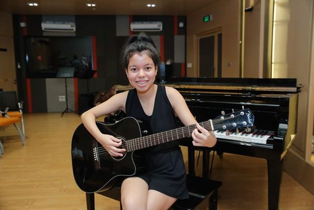 Giọng hát Việt nhí 2016: Vũ Cát Tường vã mồ hôi với 6 chiến binh nhí - Ảnh 9.