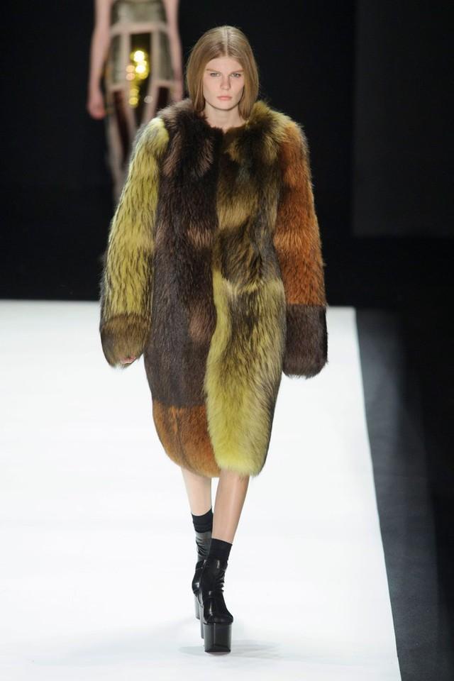 Săm soi 10 xu hướng Thu - Đông ở các Tuần lễ thời trang - Ảnh 30.