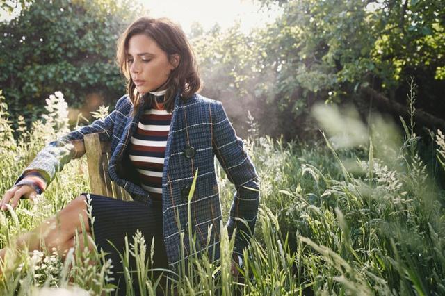 Victoria Beckham và những hình ảnh ấn tượng trên The Edit - Ảnh 5.