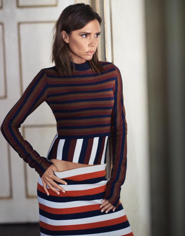 Victoria Beckham và những hình ảnh ấn tượng trên The Edit - Ảnh 3.