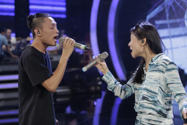 Vietnam Idol: Top 2 hào hứng song ca cùng Thu Minh - Ảnh 7.