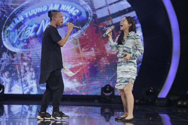 Vietnam Idol: Top 2 hào hứng song ca cùng Thu Minh - Ảnh 8.