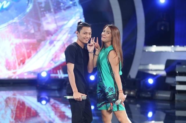 Chung kết Vietnam Idol: Việt Thắng và Janice Phương nắm tay song ca đầy ngọt ngào - Ảnh 1.