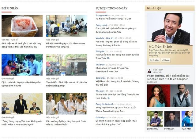 VTV News thử nghiệm phiên bản mới từ 10/10 - Ảnh 1.
