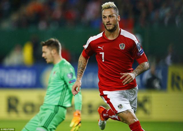 Vòng loại World Cup 2018: Áo 2 - 2 Xứ Wales: Arnautovic giúp Áo giành lại một điểm - Ảnh 3.