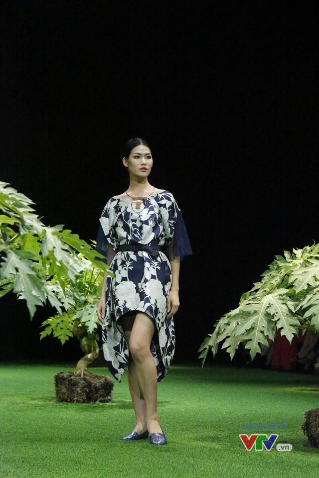 Khai mạc Tuần lễ thời trang Việt Nam Xuân Hè 2017 - Ảnh 5.