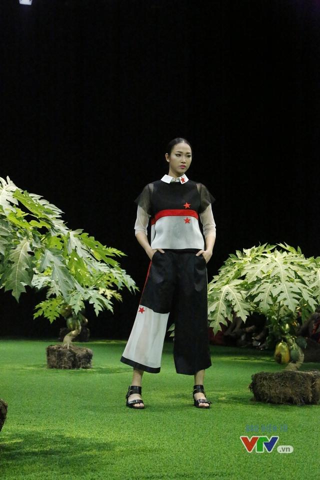 Khai mạc Tuần lễ thời trang Việt Nam Xuân Hè 2017 - Ảnh 6.