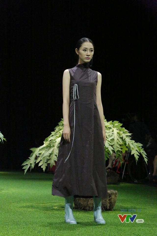 Khai mạc Tuần lễ thời trang Việt Nam Xuân Hè 2017 - Ảnh 8.
