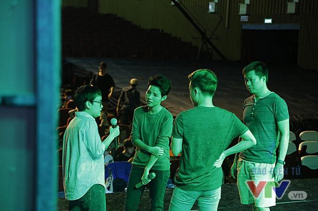 VTV Awards 2016 - Những hình ảnh trước giờ G - Ảnh 8.