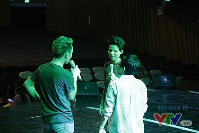 VTV Awards 2016 - Những hình ảnh trước giờ G - Ảnh 9.