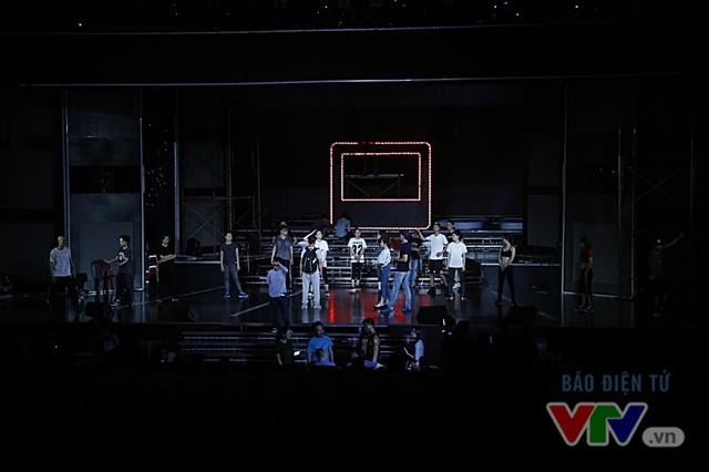 VTV Awards 2016 - Những hình ảnh trước giờ G - Ảnh 14.