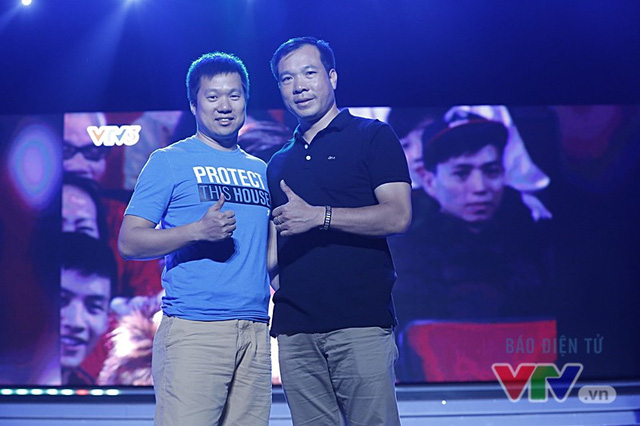 Xạ thủ Hoàng Xuân Vinh gây bão tại VTV Awards 2016 - Ảnh 4.
