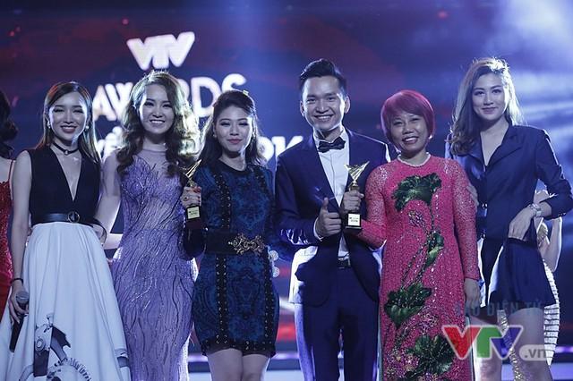 VTV Awards 2016 - Những hình ảnh đọng lại - Ảnh 35.