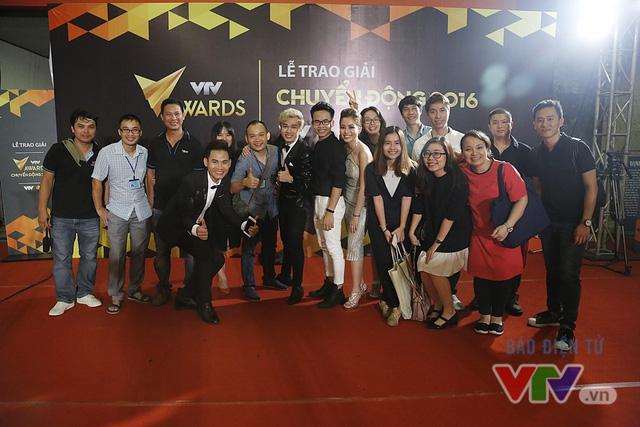 VTV Awards 2016 - Những hình ảnh đọng lại - Ảnh 36.