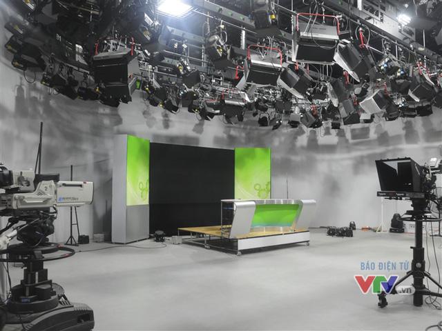 Ngôi nhà VTV thay đổi thế nào trong những năm qua? - Ảnh 5.