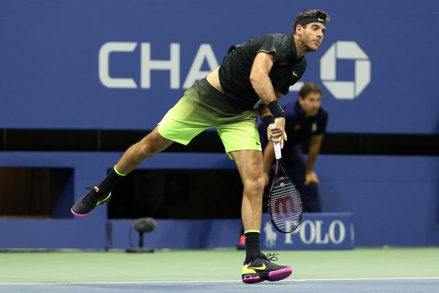 US Open 2016: Vượt qua Del Potro, Wawrinka giành vé vào bán kết - Ảnh 1.