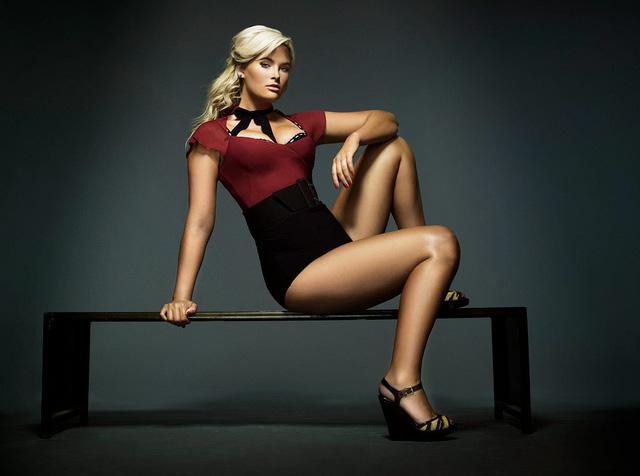 Những cô nàng ngoại cỡ thành danh từ Americas Next Top Model - Ảnh 2.