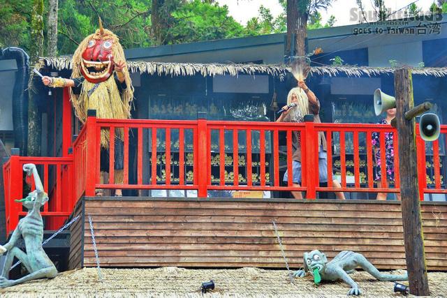 Ngôi làng yêu quái - Điểm đến không nên bỏ lỡ tại Đài Loan, Trung Quốc - Ảnh 3.
