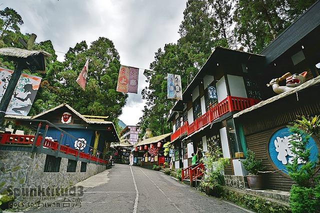 Ngôi làng yêu quái - Điểm đến không nên bỏ lỡ tại Đài Loan, Trung Quốc - Ảnh 1.