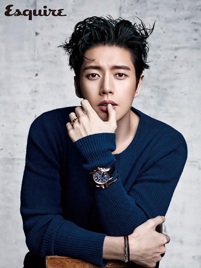 Park Hae Jin hào hứng khi đóng phim mới - Ảnh 1.