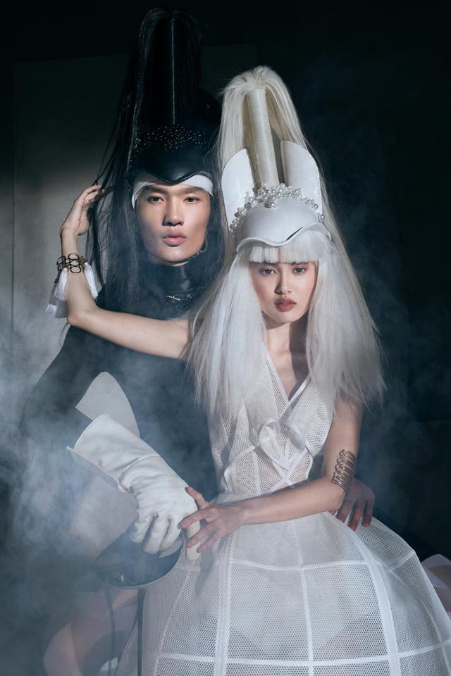 Top 7 Vietnams Next Top Model 2016 biến hóa hoàn hảo thành những quân cờ vua - Ảnh 11.