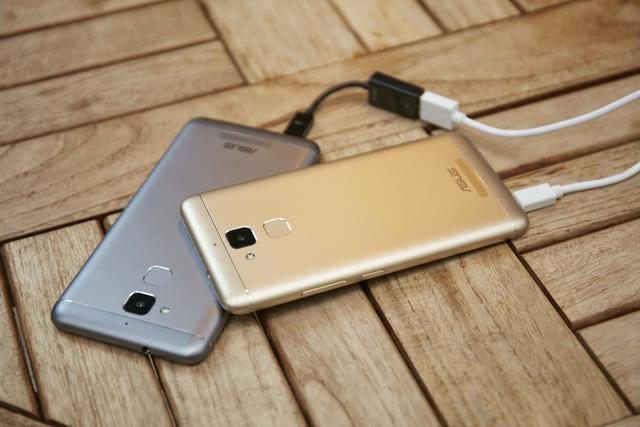 ASUS ZenFone 3 Max về Việt Nam với giá 4,49 triệu đồng - Ảnh 1.
