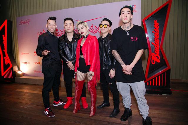 Dàn thí sinh The Remix 2017 chính thức ra mắt - Ảnh 13.