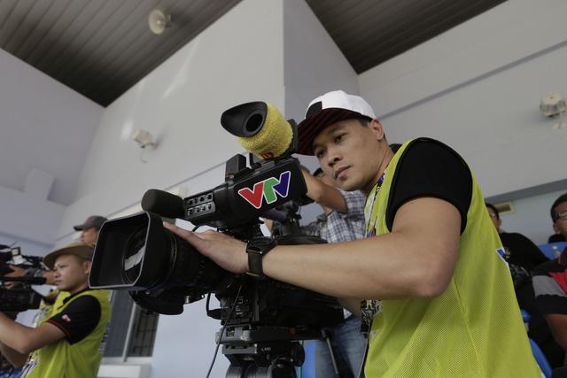 Đài THVN sản xuất trực tiếp bóng đá nữ SEA Games 29 - Ảnh 4.