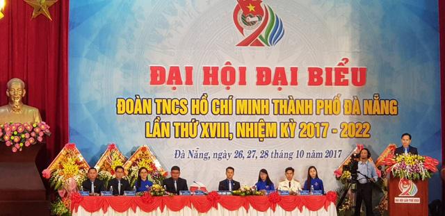Đại hội Đại biểu Đoàn TNCS Hồ Chí Minh TP. Đà Nẵng nhiệm kỳ 2017-2022 - Ảnh 2.