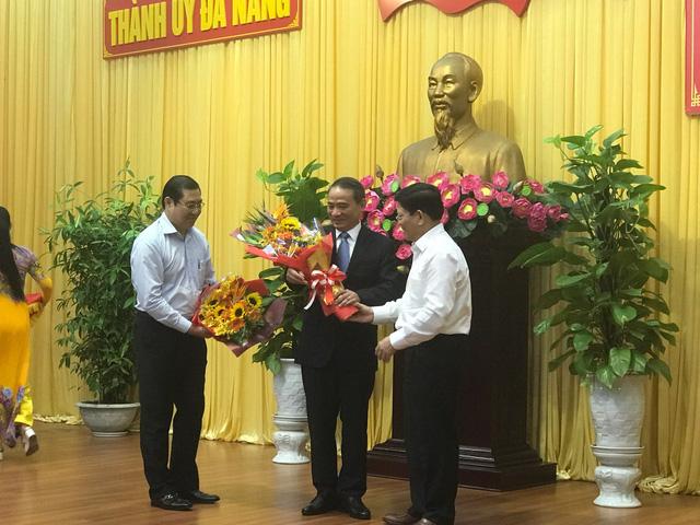 Bộ trưởng Bộ Giao thông vận tải Trương Quang Nghĩa làm Bí thư Đà Nẵng - Ảnh 2.